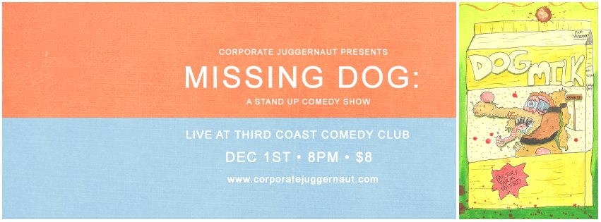 Missing Dog 12/1/2016