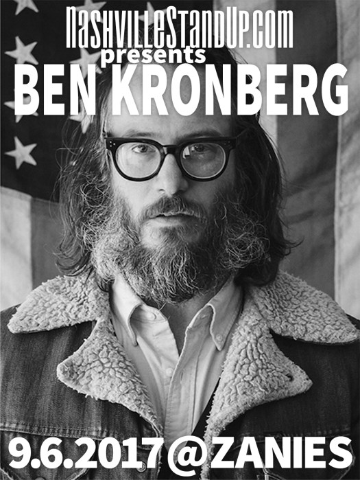 Ben Kronberg at Zanies 9/6/2017
