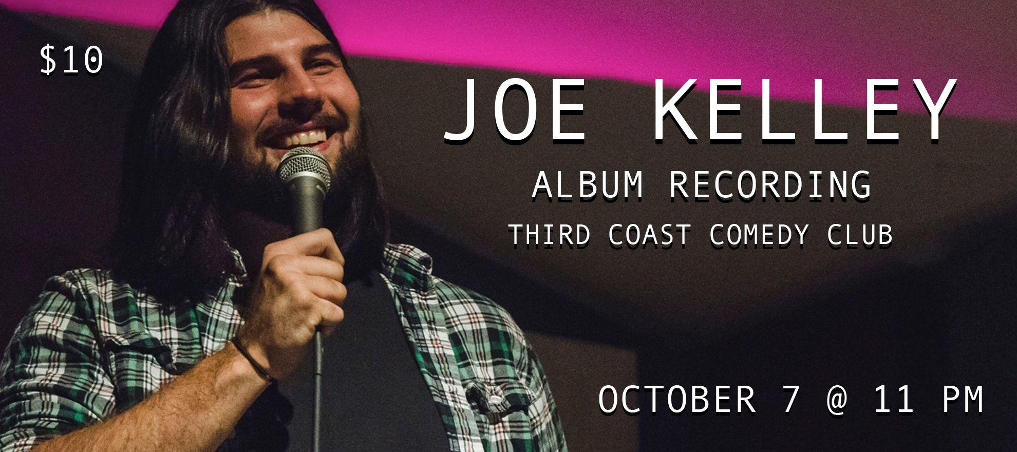 Joe Kelley album recording 10/7/2017