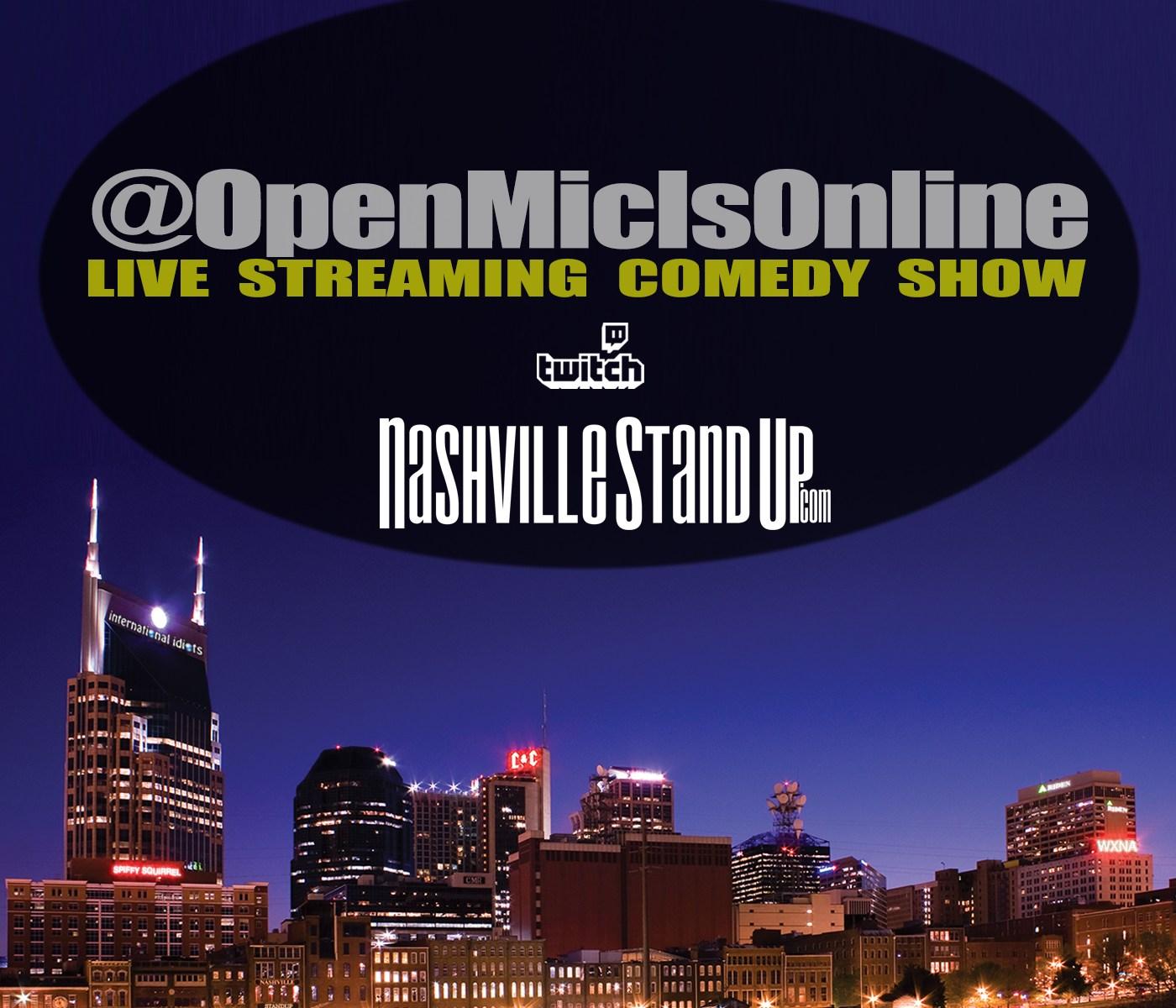 @OpenMicIsOnline