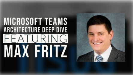 Microsoft Teams Architecture Deep Dive with Max Fritz