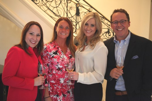 Beth Torres, Wendy Parris, Laura Kimbrell, Brian Barry