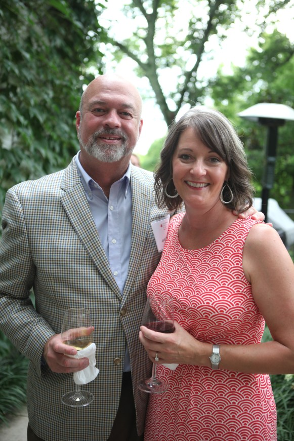Jeff and Michelle Parsley