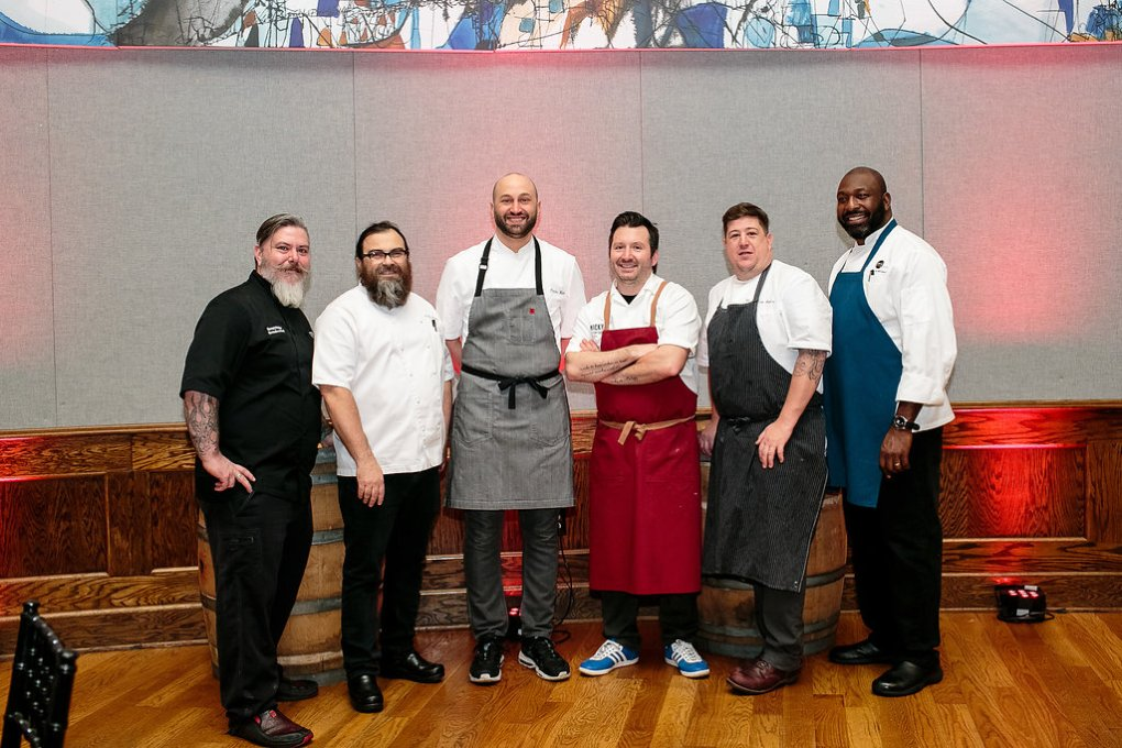 Featured Chefs
