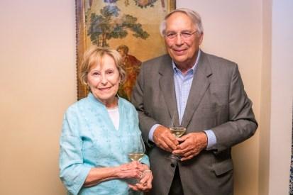 Ann & Glenn Eaden