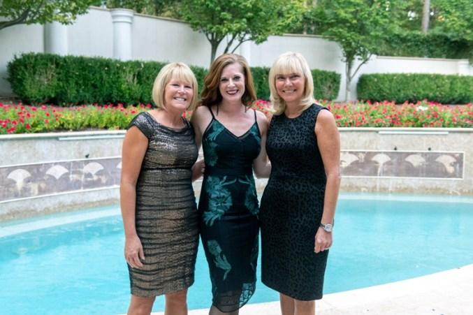 Debbie Turner, Brooke Barnett, Beth Fortune