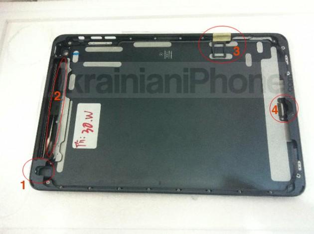 New iPad Mini leak 1