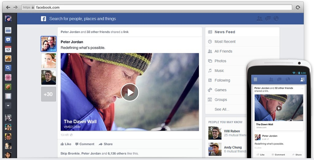 Facebook to rollout new look for News Feed