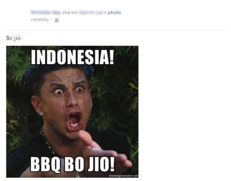 Indonesia, Y U NO INVITE?