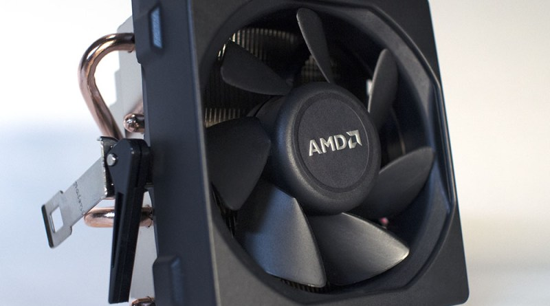 AMD's Wraith Cooler is actually very cool