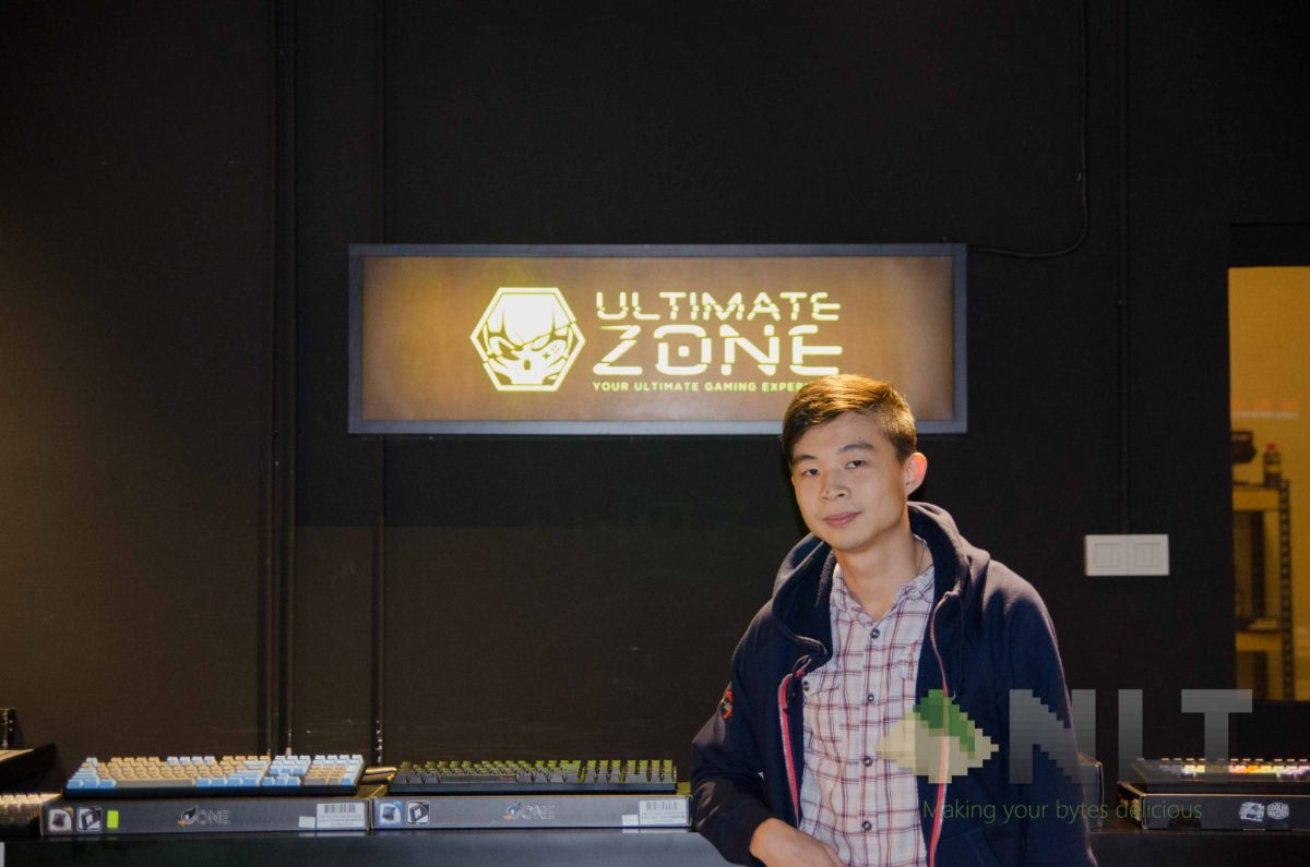 Meet Ultimate.Zone - the test-all-you-want retail store