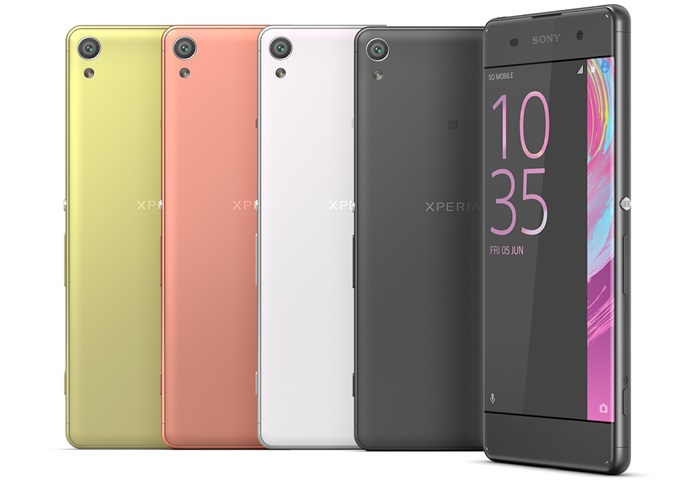 Sony Xperia X is up for pre-orders! | Nasi Lemak Tech