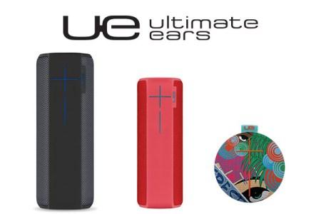 Ultimate Ears Brings 3 New Speakers