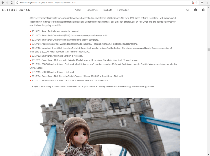 Smart Doll: Where are they now? [Comic Fiesta] 5