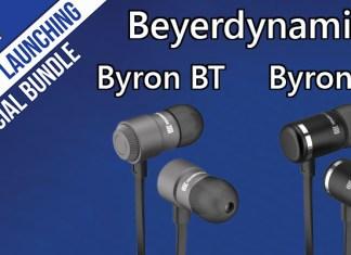 Beyerdynamic Byron BT & BTA