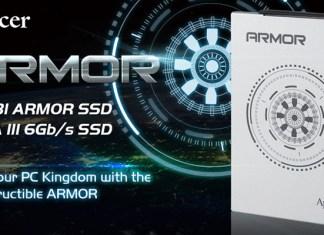 Apacer ARMOR AS681 SSD