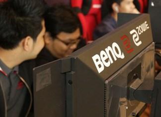 BenQ XL2540