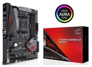 ASUS AM4 motherboards