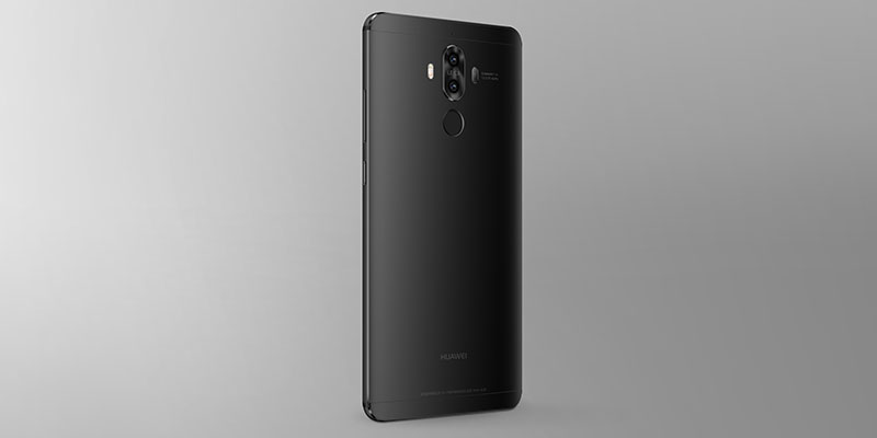 Here's how you can get the Huawei Mate 9 Black Limited