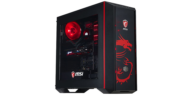 MasterBox 5 MSI Dragon Edition (5)