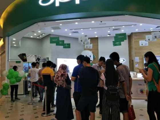 [UPDATED] OPPO R9s Black Edition Are Selling Like Hotcakes! 3