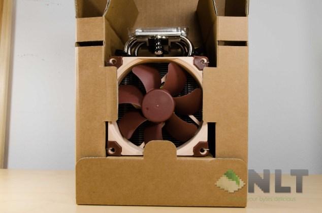 Noctua NH-U9S cardboard