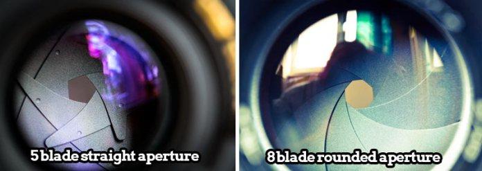 Apeture Blades
