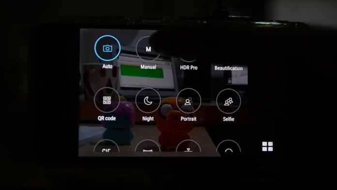 ASUS ZenFone 3 Zoom manual mode