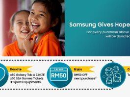 Samsung Malaysia Electronics PINTAR Foundation (2)