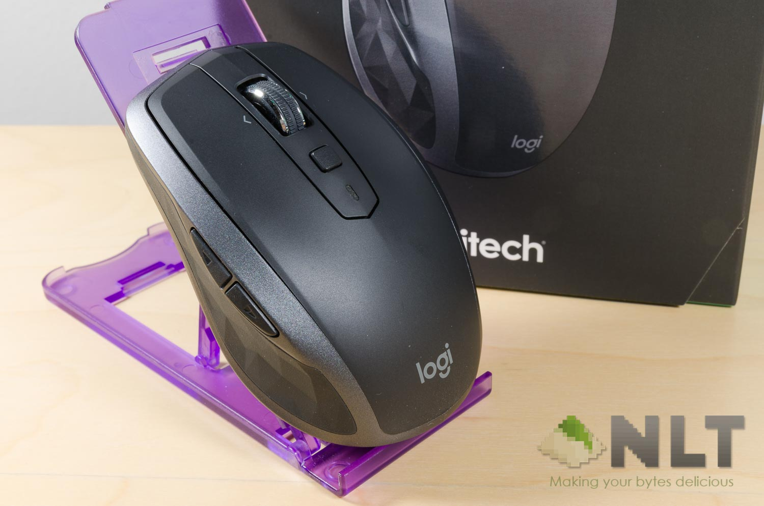 Review - Logitech MX Anywhere 2S : One Mouse, 3 Machines | Nasi