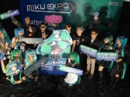 Hatsune Miku Expo 2017
