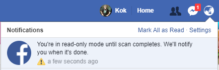 Facebook malicious software scanner notifications (2)