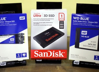 Western Digital SSD With 64-Layer 3D NAND Technology (1)