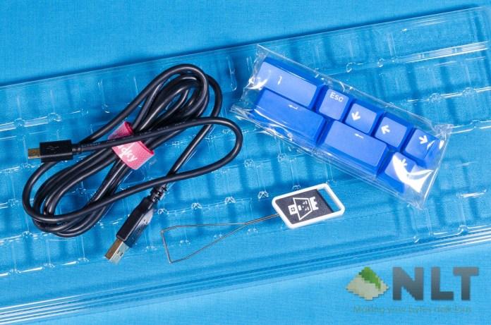 Ducky One TKL With Side Print PBT Keycaps (DKON1687)