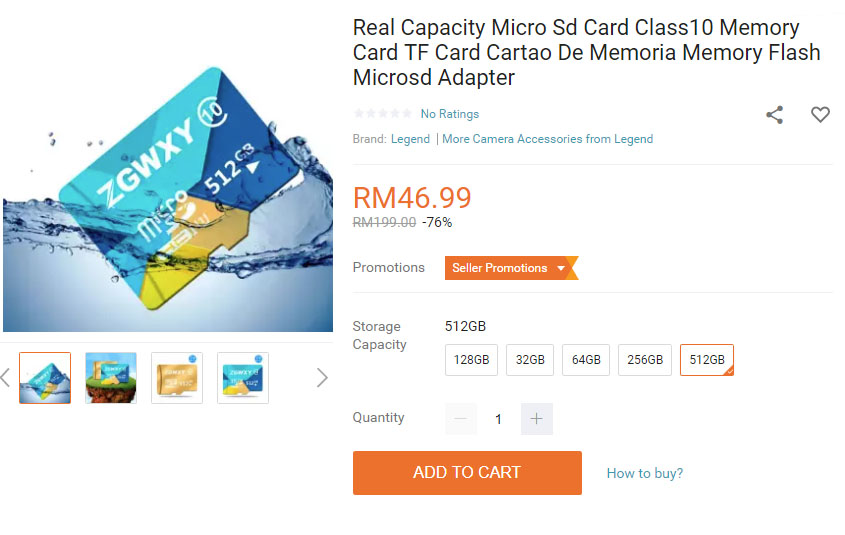 Psa lazada scam heres how to avoid them updated nasi lemak tech lazada scam microsd card ccuart Images