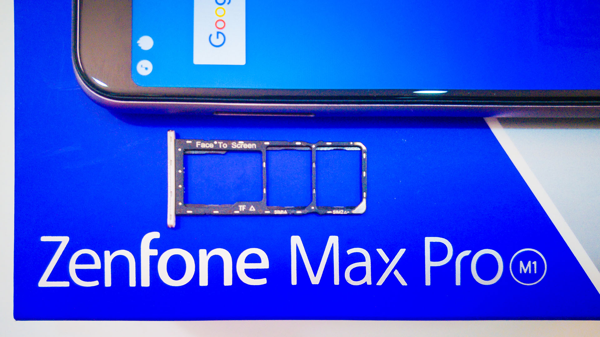 First Impression – ASUS ZenFone Max Pro (M1)
