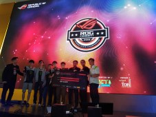 ROG Conquest Penang State Championship 1st runner up Team DotaHero