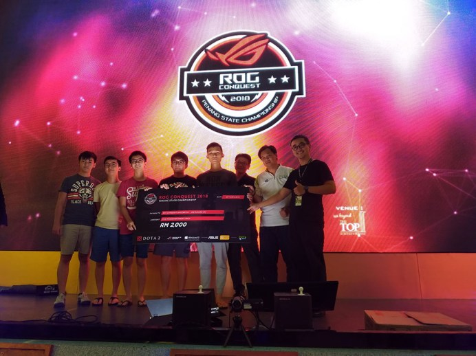 ROG Conquest Penang State Championship 3rd Runner Up CR1 Stratos