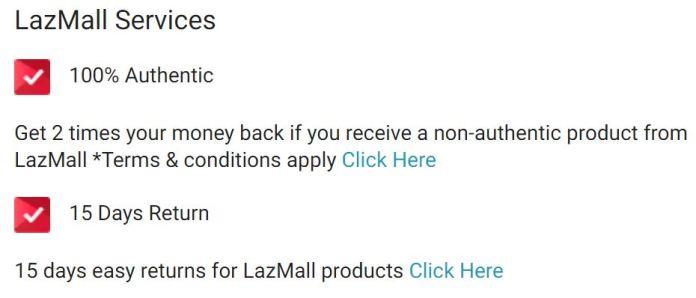 LazMall Flagship Store