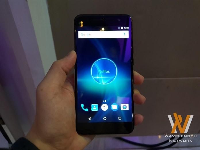 Neffos P1 Is A Projector Smartphone | Nasi Lemak Tech
