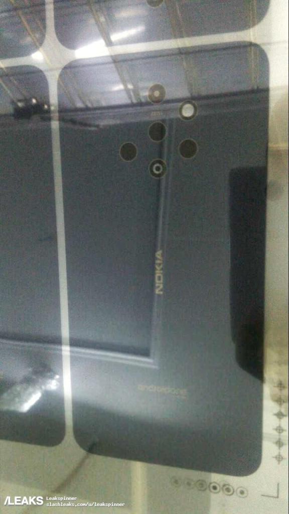 Nokia's Upcoming TA-1094 Smartphone Has 5 Cameras 1