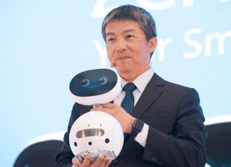 ASUS Incredible Intelligence Zenbo Junior