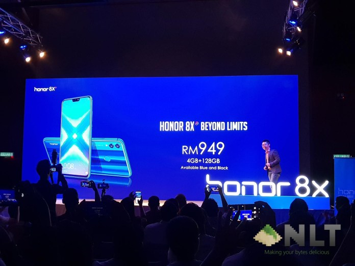 Honor 8X launch