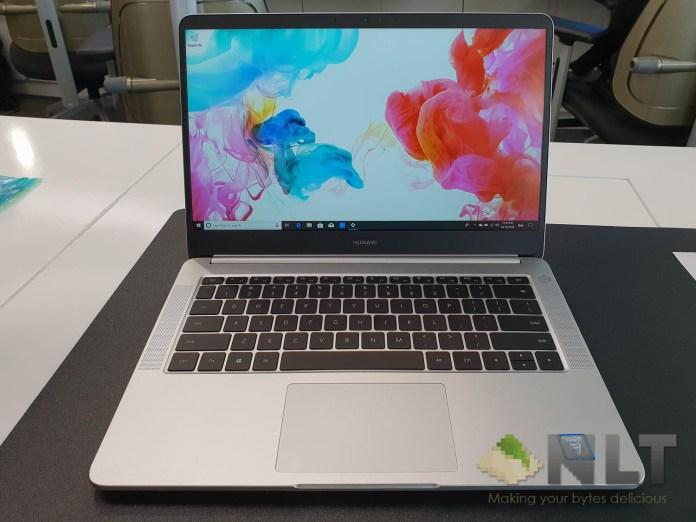 Hands-On With Huawei MateBook X Pro & MateBook D | Nasi Lemak Tech
