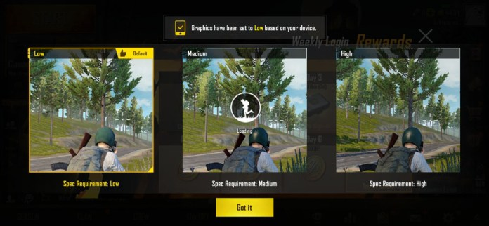 Huawei Mate 20 Pro PUBG Mobile