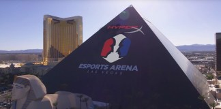 HyperX & Allied Esports Announce HyperX Esports Arena Las Vegas