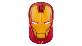 Logitech M238 MARVEL Collection Iron Man
