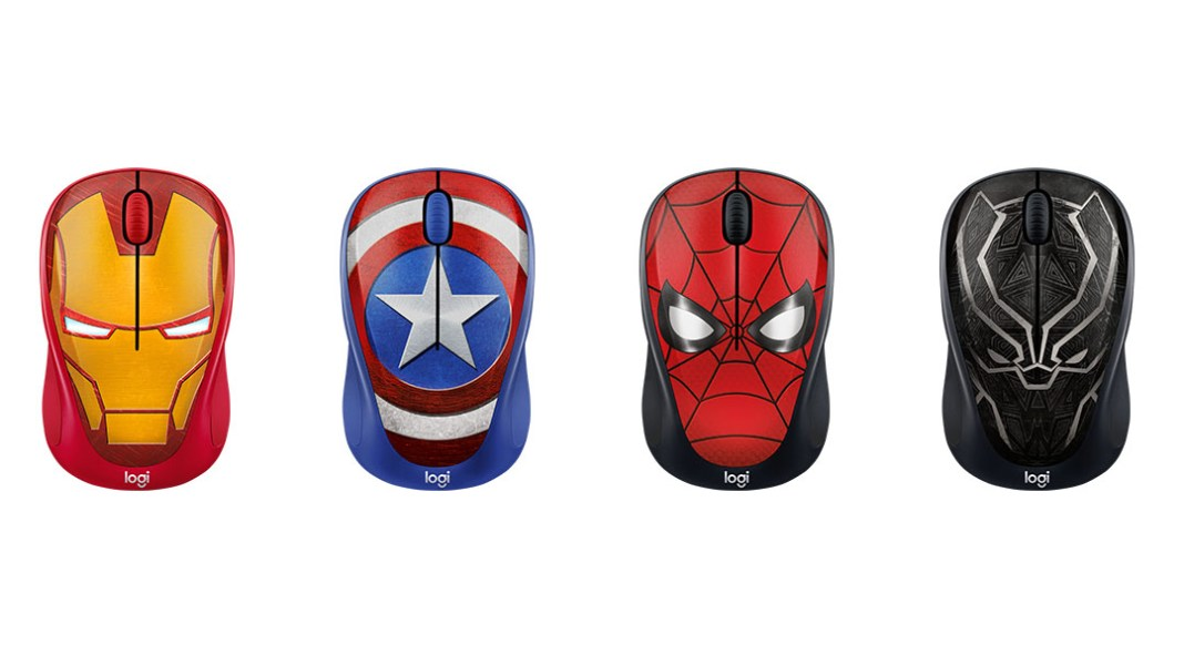 Logitech M238 MARVEL Collection