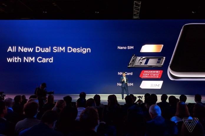 NM Card presentation Richard Yu