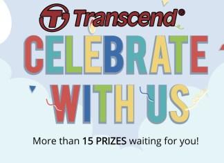 Transcend 30th Anniversary Raffle